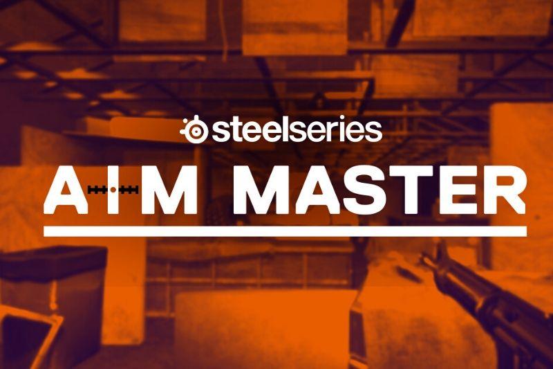 """SteelSeries """"AIM MASTER"""" uygulamasını oyuncular için geliştirdi"""