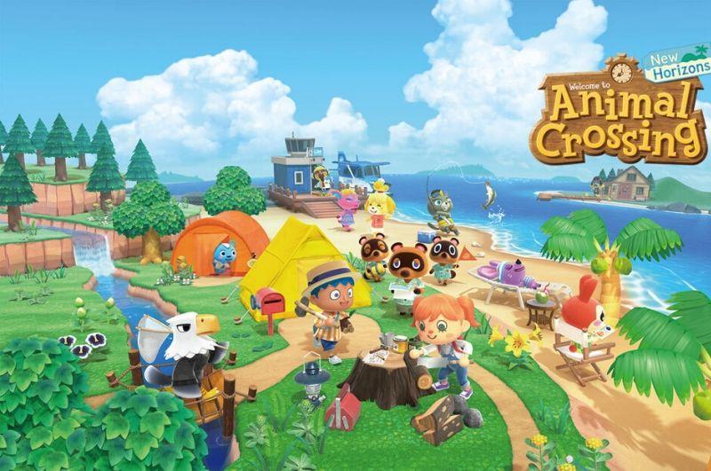 Animal Crossing New Horizons Tanıtım Videosu Yayınlandı