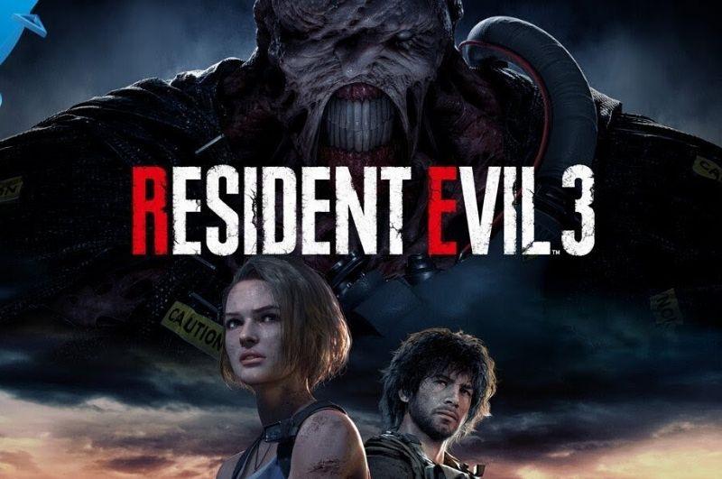 Nemesis Resident Evil 3 Remake Tanıtım Videosunda Göründü