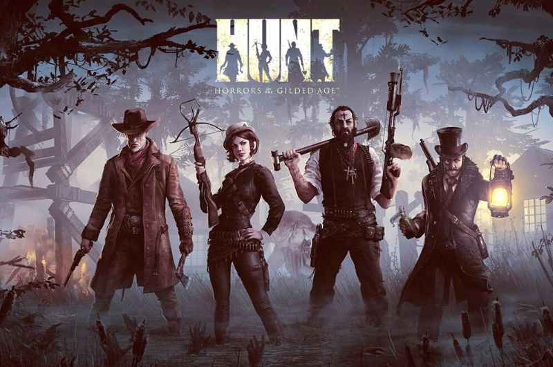 hunt-showdown-playstation-platformunda-yerini-aliyor