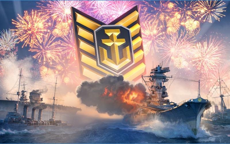 World of Warships 5'inci Yılını Güncelleme ile Kutluyor